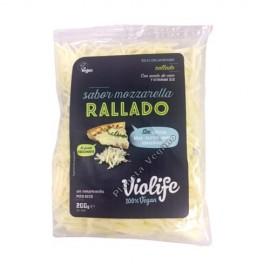 Queso Vegano Rallado Sabor Mozzarella, 200g Violife