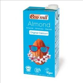 Bebida de Almendra con calcio, 1 Lt. Ecomil