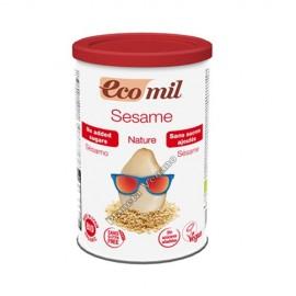 Bebida de sésamo en polvo, Bote de 400g. EcoMil