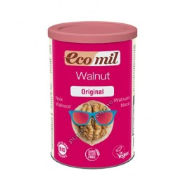 Bebida de nuez en polvo, Bote de 400g. EcoMil