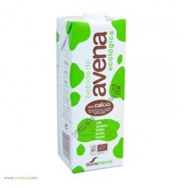 Bebida Ecológica de Avena con Calcio 1 Lt. Soria Natural