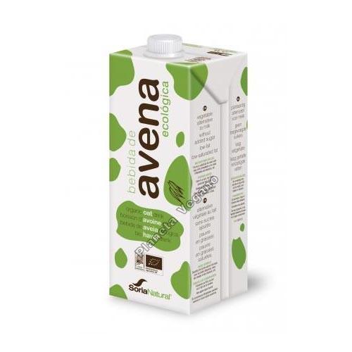 Bebida de Avena Ecológica 1 Lt. Soria Natural