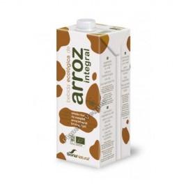 Bebida Ecológica de Arroz. 1 Lt. Soria Natural