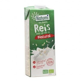 Bebida de Arroz Natural, 1 Lt. Natumi