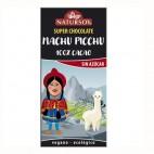 Chocolate Vegano Machu Picchu, 100g. Natursoy