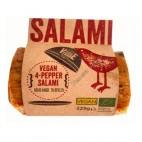 Salami Vegano, 225g. Terra Vegane