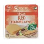 Queso Vegano Sheese Rojo estilo Leicester, 200g. Bute Island