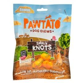Nudos Masticables de Batata, 150 g. Benevo