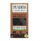 Chocolate Negro Sin Azúcar, 100g. Pundits