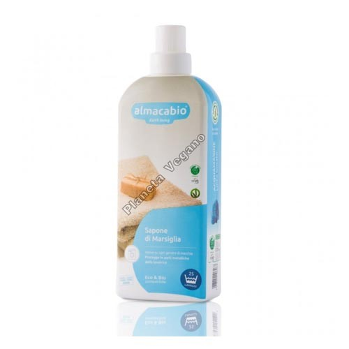 Detergente Líquido de Marsella, 1L. Almacabio