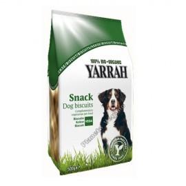 Galletas biológicas para perros, 500g. Yarrah
