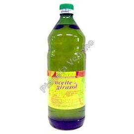 Aceite de Girasol Ecológico 1 Lt. Luz de Vida