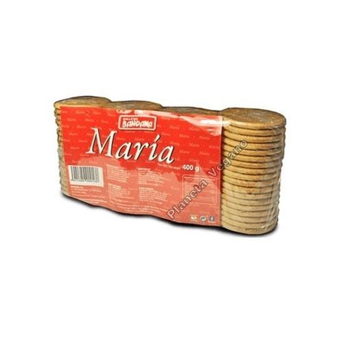 Galletas María, 400g. Bandama