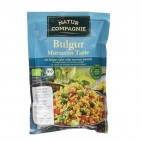 Bulgur sabor Marroquí, 150g. Natur Compagnie