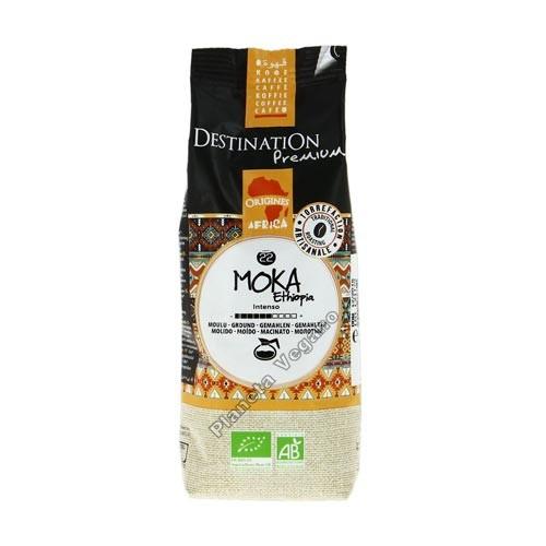 Café Moka Etiopia Puro Arábico Molido 250 g. Destination