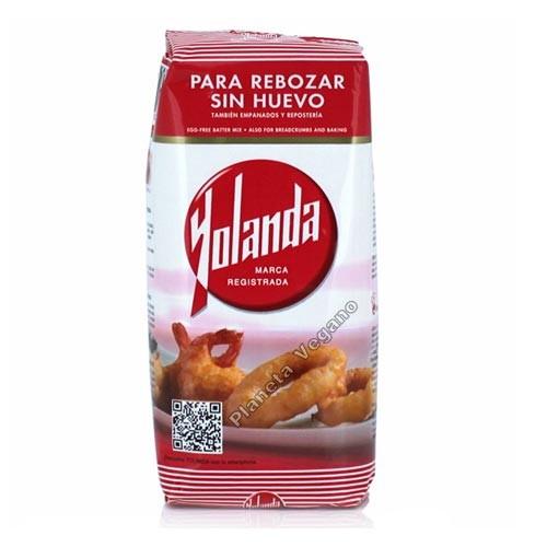 Harina para Rebozar, 500g. Yolanda