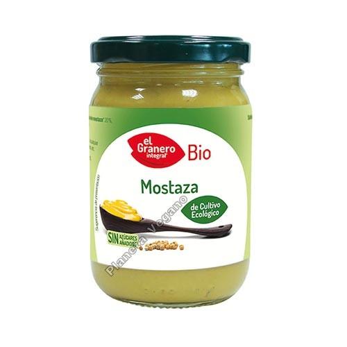 Mostaza, 200g. El Granero