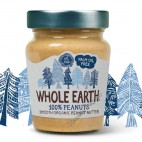 Crema de Cacahuete Smooth, 227 gr- Whole Earth