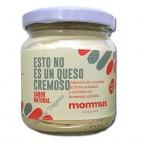 No- Queso Vegano Cremoso, 190g Mommus