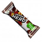 Barrita de Chocolate con Avellanas Vegan Hero, 40g. V.F.