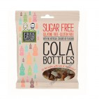 Gomitas vegetales de botellitas de cola, 100g. Free From Fellows