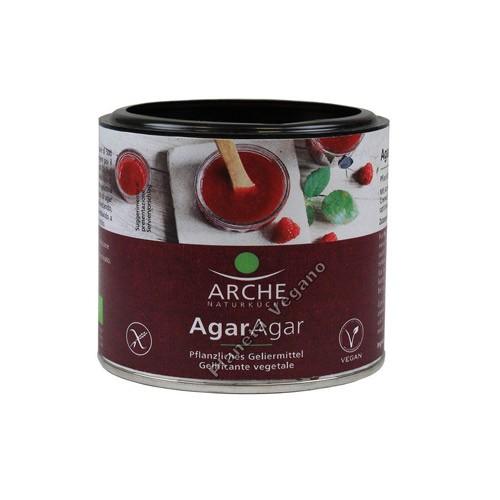 Agar-Agar en Polvo, 100 g. Arche
