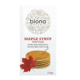 Waffles, 175g. Biona