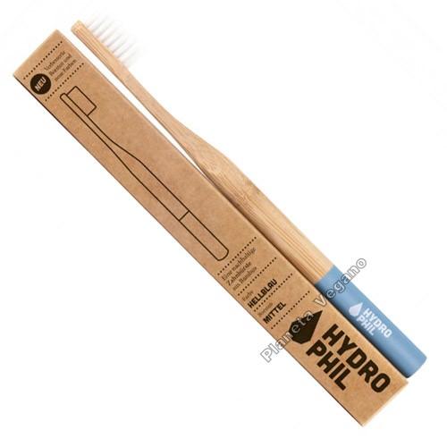 Cepillo Dental Biodegradable, HydroPhil (Azul)