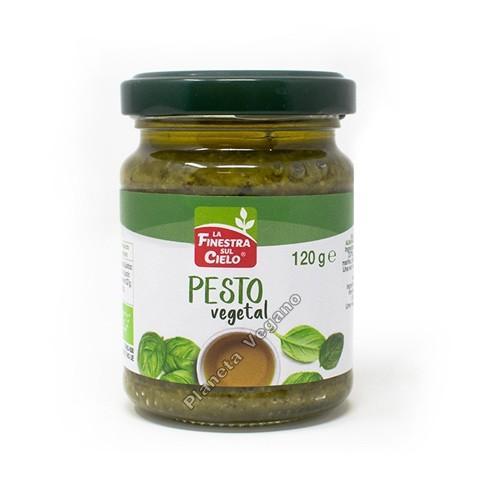 Pesto Vegetal, 120g. La Finestra