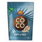 Chips de Coco, 125g. Biográ