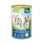 Pienso Húmedo Vegano para Perros, 390 g. Vitaveg
