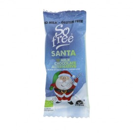 Chocolatinas Santa Claus, 20g So Free