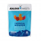 Gomitas Vegetales de Frutas Tropicales, 40g. Jealous Sweets