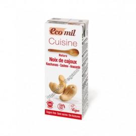 Nata de Anacardo para Cocinar, 200 ml. Ecomil
