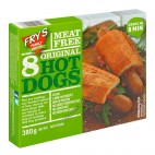 Salchichas Veganas Hot Dog de Frys Family, 360g