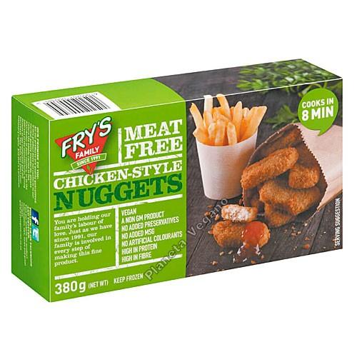 Nuggets Veganos de Frys Family, 380g