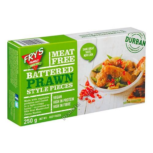 Gambas Veganas y Rebozadas de Frys Family, 250g