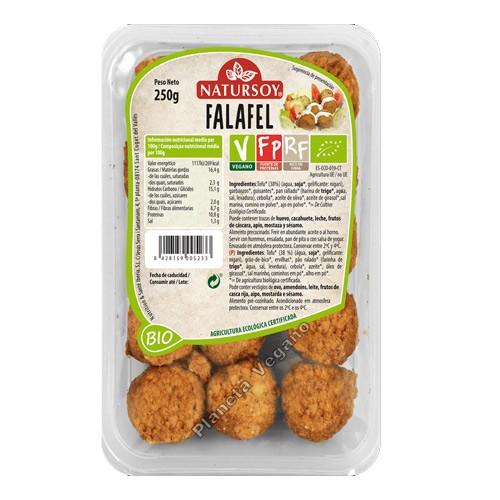 Falafel, 250g. Natursoy