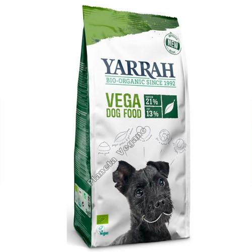 Pienso Vegano Bio, 10 kg. Yarrah