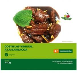 Costillas Veganas a la Barbacoa, 250 g. Vegesan