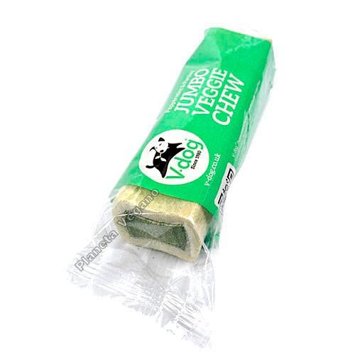 Jumbo Veggie Chew, 210g. V-Dog