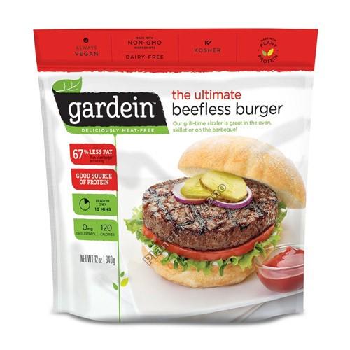 Beefless Burger, 340g. Gardein