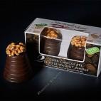 Trufas de Chocolate Negro y Nueces, 100g Hadleigh Maid