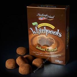 Trufas veganas de café con chocolate negro con café y nueces, 100g Hadleigh Maid
