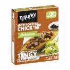 Trozos de Carnita Vegetal Estilo Pollo Vegano sabor Barbacoa, 227g Tofurky