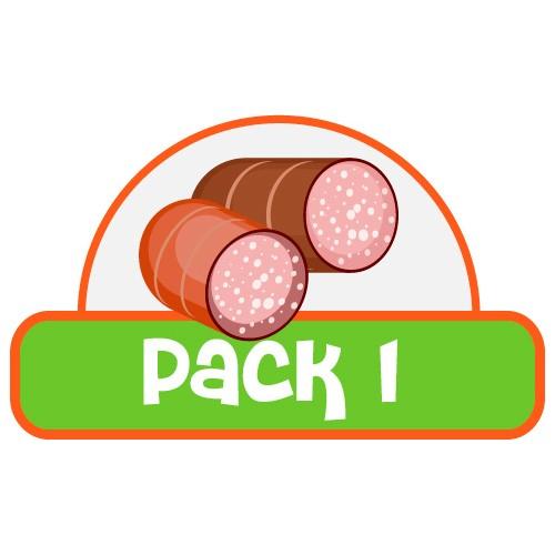Pack Ahorro Nº 1 Veggisimo