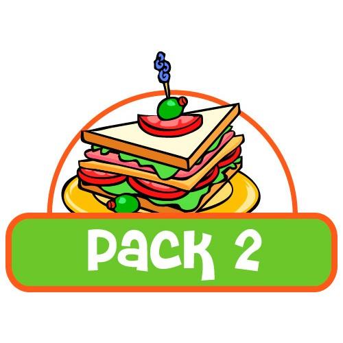Pack Ahorro Nº 2 Veggisimo