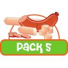 Pack Ahorro Nº 5 Veggisimo