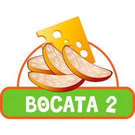 Pack Ahorro Bocata 2, Veggísimo