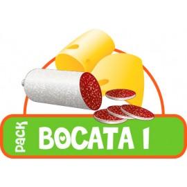 Pack Ahorro Bocata 1, Veggísimo
